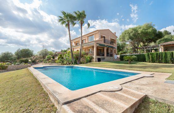Fantastische mallorquinische Villa in Puntiró | Ref.: 12553
