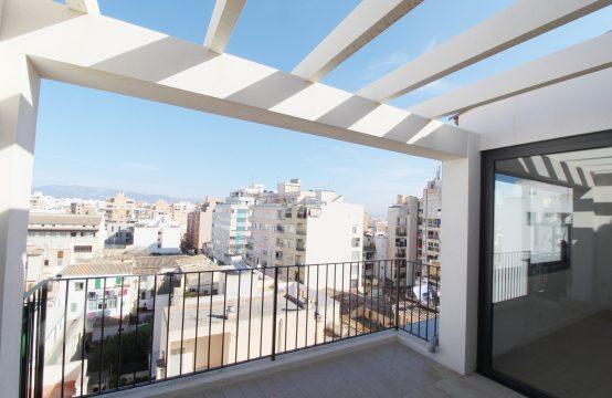 Modernisierte Wohnung in Palma Zentrum | Ref.: 12554
