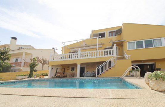 Solides Einfamilienhaus in Bahia Grande mit Meerblick | Ref.: 12556