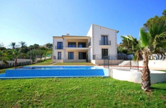 Neu erbaute Luxusvilla mit Meerblick in Nova Santa Ponsa, Mallorca | Ref.: 9463