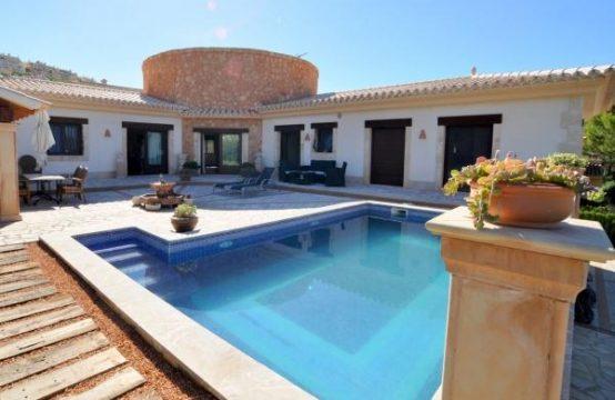 Grossräumige schöne Villa mit 2 separaten Appartements in Santa Ponsa | Ref.: 9518