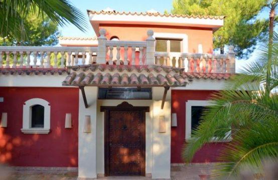 Schöne mediterrane Villa in Santa Ponsa, Mallorca | Ref.: 9928