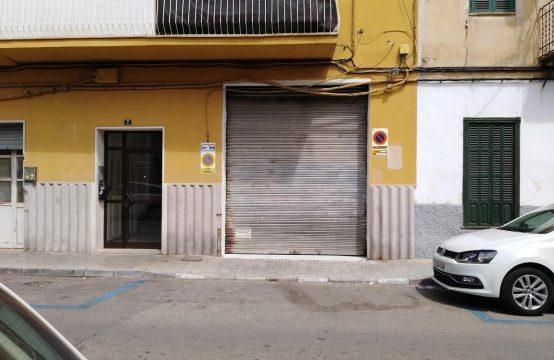 TOP GARAGE/LOKAL IN PALMA STADT | Ref.: 12579