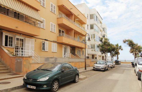 El Molinar. Schöne Wohnung am Meer | Ref.: 12585