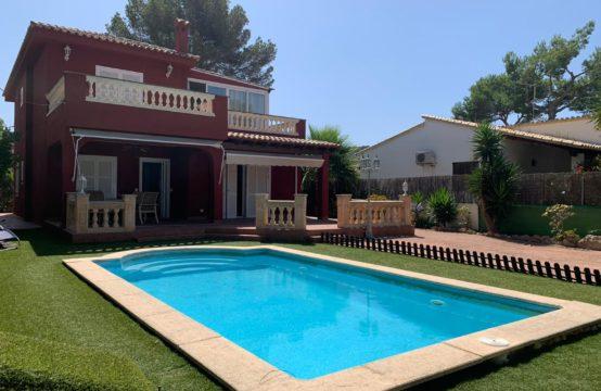 Schönes Einfamilienhaus in El Toro | Ref.: 12637