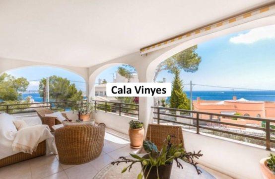 Bezaubernde Wohnung in Cala Vinyes   Ref.: 12652