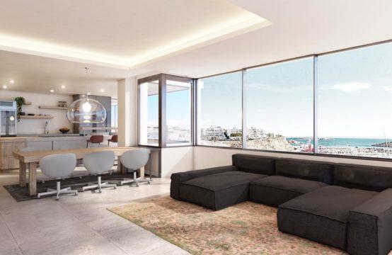 Top renoviertes Apartment in 1.Meereslinie in Puerto Portals | Ref.: 12614