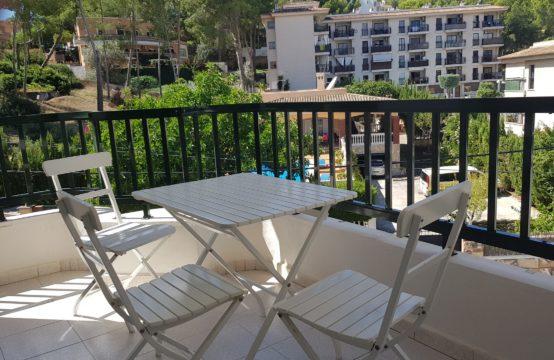 Santa Ponsa. Modernisierte Wohnung | Ref.: 12666