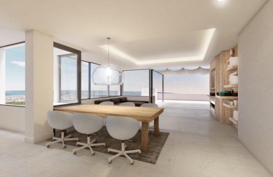 Modernes Penthaus oberhalb von Puerto Portals | Ref.: 12616