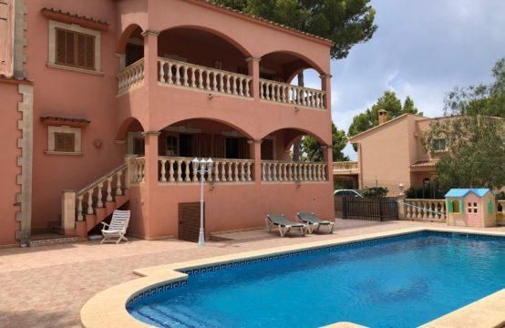 Villa in Santa Ponsa mit MEERBLICK   Ref.: 12642