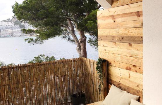 Santa Ponsa. Wohnung in 1. Meereslinie | Ref.: 12671