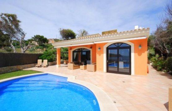 Luxusvilla in erster Meereslinie in Santa Ponsa, Mallorca   Ref.: 9422