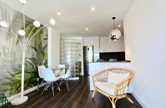 Neu Renovierte Wohnung mit Meerblick in Santa Ponsa | Ref.: 11924