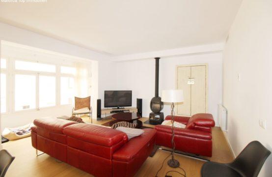 Großzügige 4 Zimmer Wohnung in der Nähe des Plaza Espana. | Ref.: 12448
