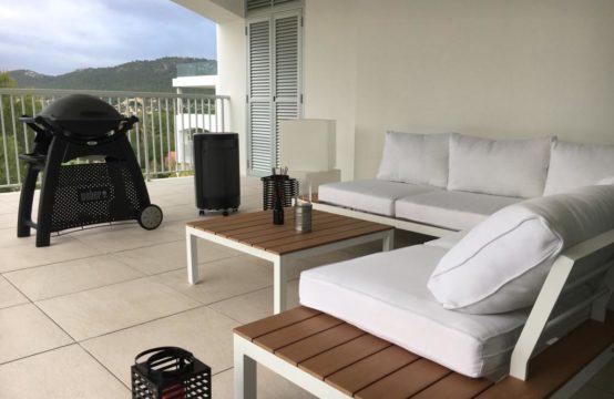 Luxus-Wohnung am Golfplatz von Santa Ponsa | Ref.: 12684