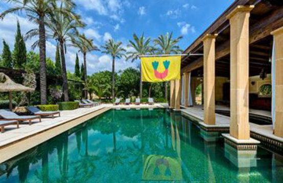 Wunderschönes Landhaus mit Pool und Gästehaus in Santa Maria | Ref.: 12538