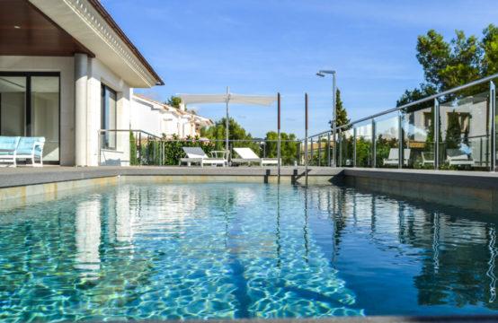 Palma Son Vida Luxusvilla in der Nähe vom Golfplatz | Ref.: 12631