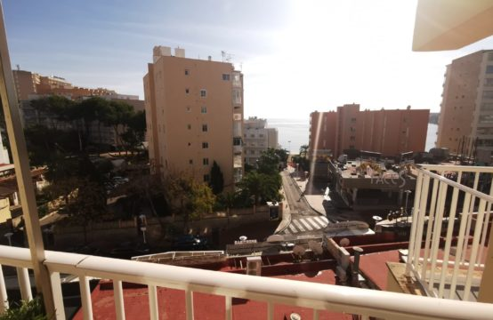 Magaluf. Meerblickapartment mit Balkon | Ref.: 12713