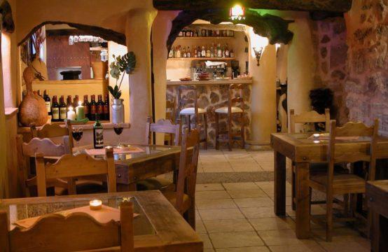 Restaurant an der Burg von Capdepera | Ref.: 12715