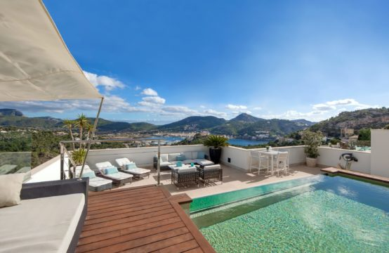Luxuriöses Penthouse in Port Andratx | Ref.: 12732