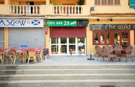 Bar – Cafeteria in Costa de la Calma, Mallorca | Ref.: 6642
