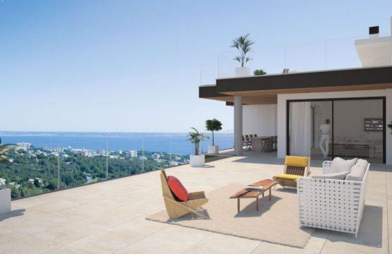 Palma Genova. Penthouse Luxuswohnung in Palma | Ref.: 12212