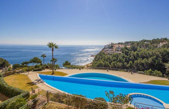 Faszinierende Wohnung mit Meerblick in Sol de Mallorca | Ref.: 12019