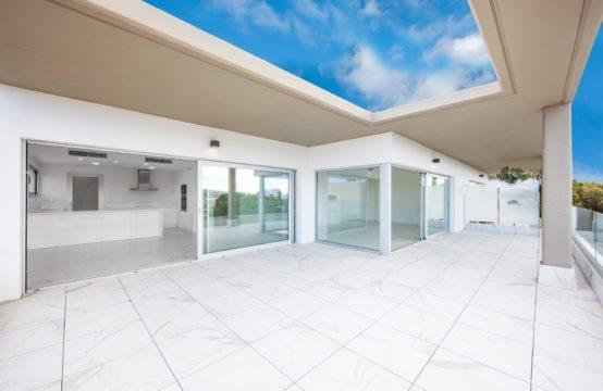 Neubau Penthouse mit Meerblick in Santa Ponsa | Ref.: 12837
