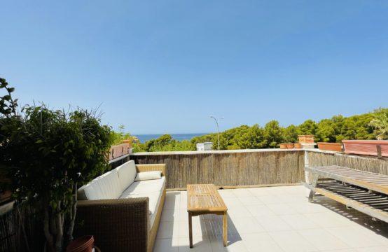 Wunderschönes Penthouse mit Panorama Meerblick in Nova Santa Ponsa | Ref.: 12860