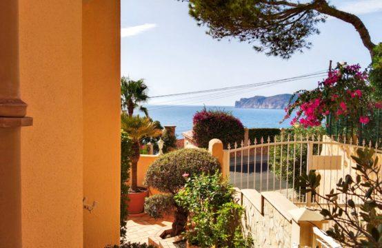 Traumhafte Villa mit Meerblick und Gemeinschaftspool  Santa Ponsa | Ref.: 12745