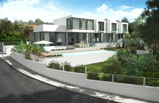 Neubauprojekt zur Auswahl vom Käufer in Cala Vinyes | Ref.: 12891