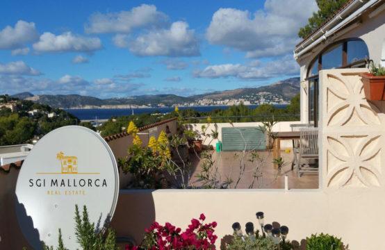 Schöne Meerblick Wohnung in Santa Ponsa | Ref.: 12910