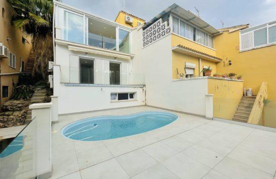 Modernes Reihenhaus mit Meerblick in Costa d'en Blanes | Ref.: 12915
